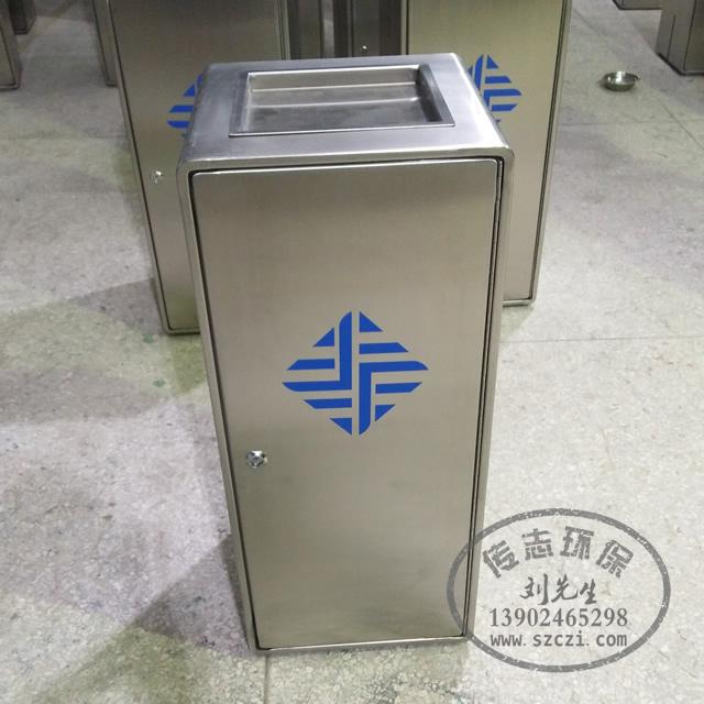 兴安盟创意方形亚博体育app官方下载废物回收箱