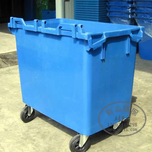 内蒙古乌兰察布大型塑料垃圾回收箱